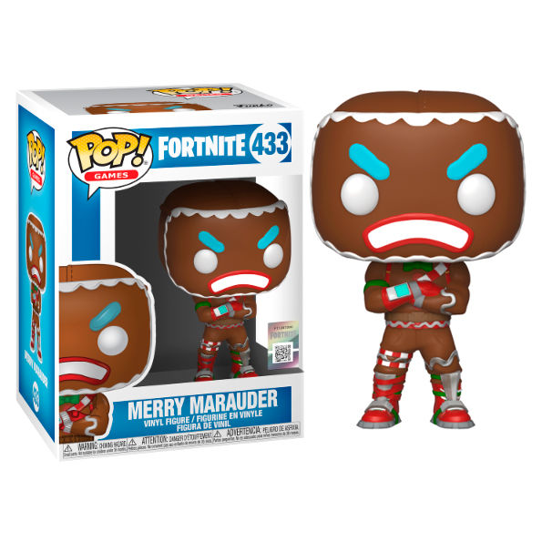 Photo du produit FIGURINE FUNKO POP FORTNITE MERRY MARAUDER