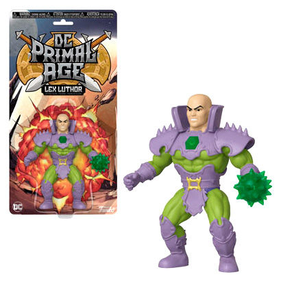 Photo du produit FIGURINE DC PRIMAL AGE FIGURINE LEX LUTHOR 13 CM