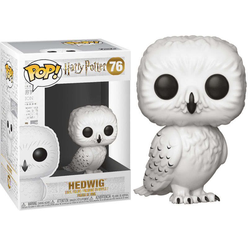 Photo du produit FIGURINE FUNKO POP HARRY POTTER HEDWIG