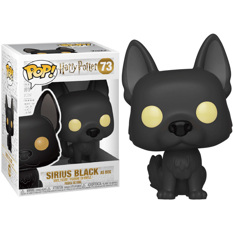 Photo du produit FIGURINE FUNKO POP HARRY POTTER SIRIUS BLACK AS DOG