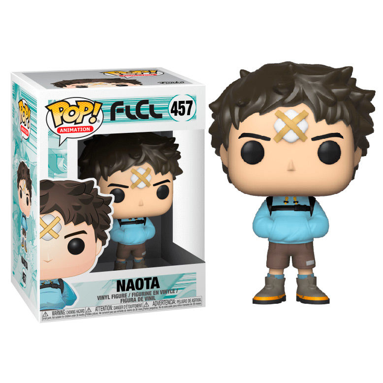 Photo du produit FUNKO POP FLCL NAOTA