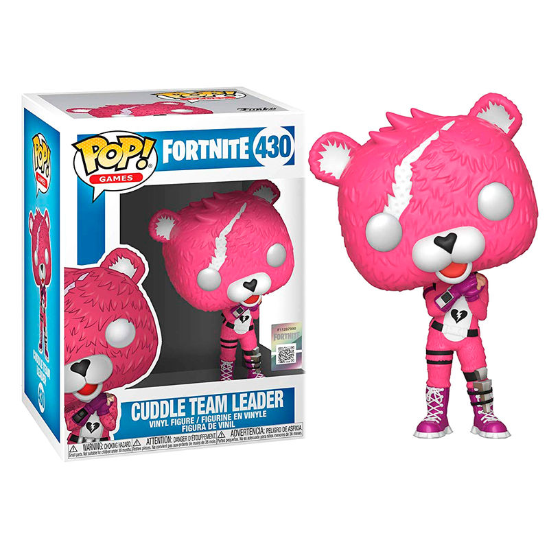 Photo du produit FIGURINE FUNKO POP FORTNITE CUDDLE TEAM LEADER