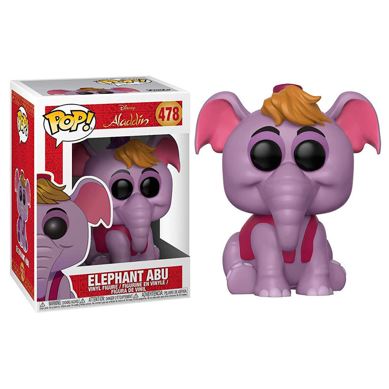 Photo du produit FUNKO POP DISNEY ALADDIN ELEPHANT ABU
