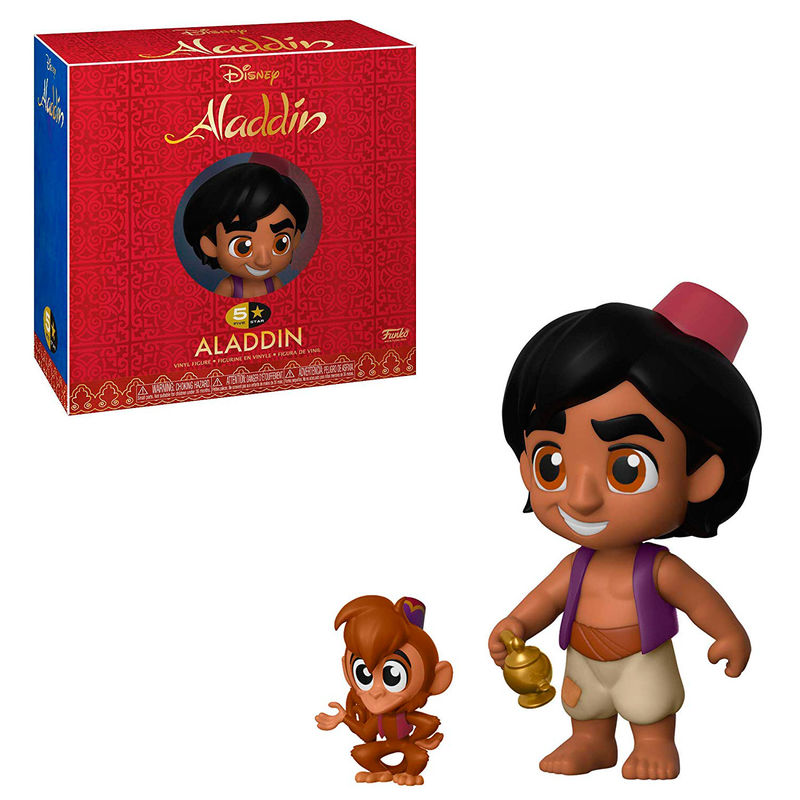 Photo du produit FIGURINE FUNKO 5 STAR DISNEY ALADDIN