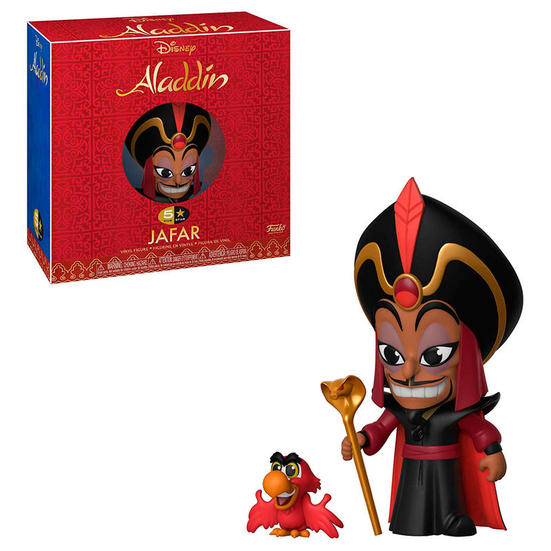 Photo du produit FIGURINE FUNKO 5 STAR DISNEY ALADDIN JAFAR