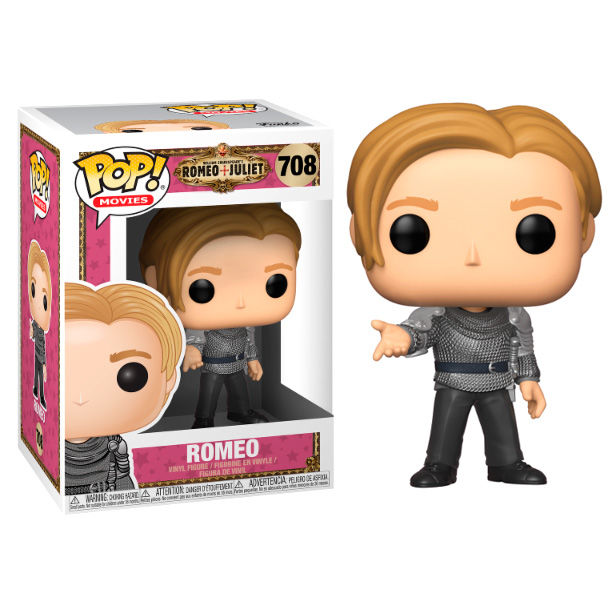 Photo du produit FUNKO POP ROMEO + JULIETTE ROMEO