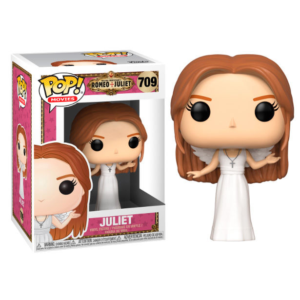 Photo du produit FUNKO POP ROMEO + JULIETTE JULIET