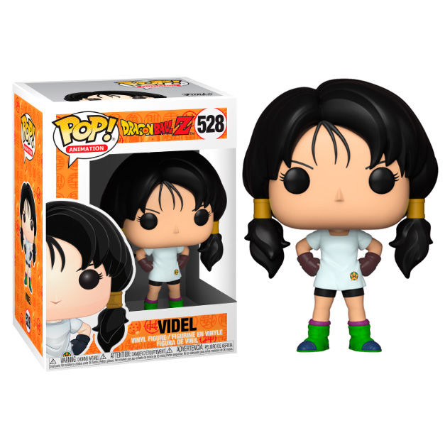 Photo du produit FIGURINE FUNKO POP DRAGONBALL Z VIDEL