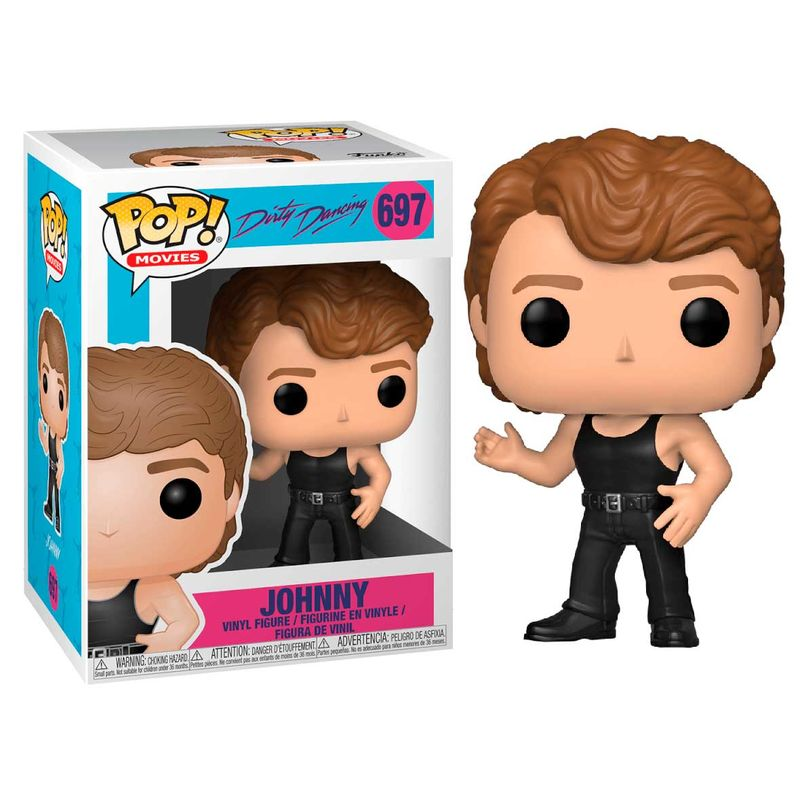 Photo du produit FIGURINE FUNKO POP DIRTY DANCING JOHNNY
