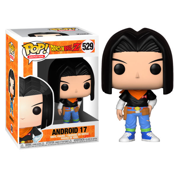 Photo du produit FIGURINE FUNKO POP DRAGONBALL Z ANDROID C-17