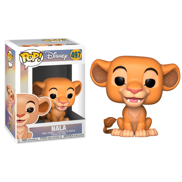 Photo du produit FUNKO POP LE ROI LION NALA