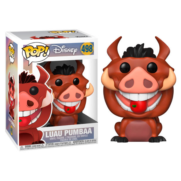Photo du produit FUNKO POP LE ROI LION LUAU PUMBAA