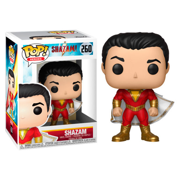 Photo du produit FUNKO POP SHAZAM FIGURINE SHAZAM