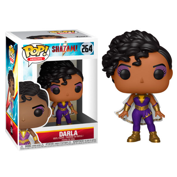 Photo du produit FUNKO POP SHAZAM FIGURINE DARLA