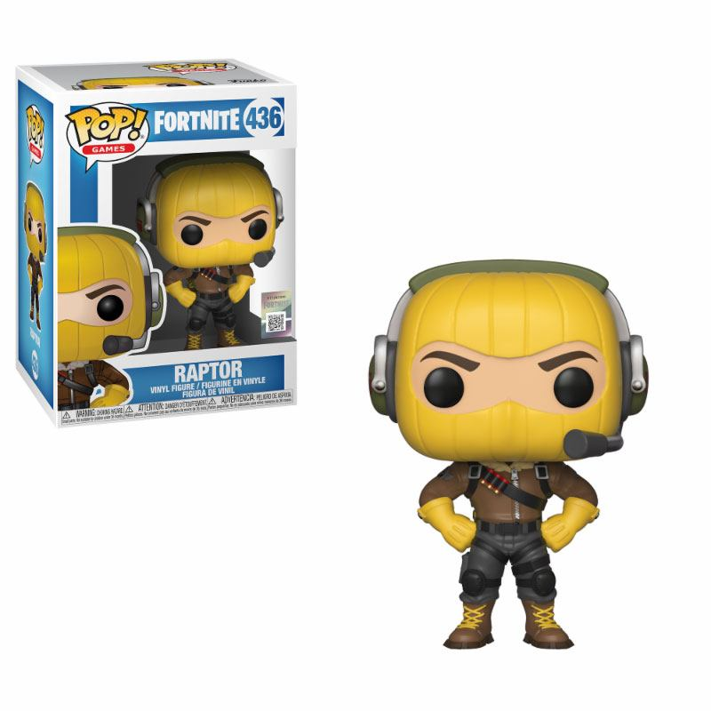 Photo du produit FIGURINE FUNKO POP FORTNITE RAPTOR