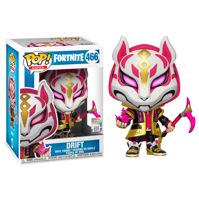 Photo du produit FIGURINE FUNKO POP! FORTNITE DRIFT
