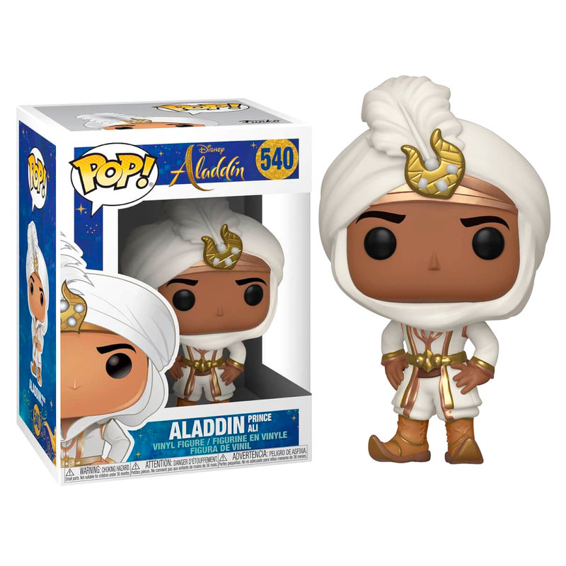 Photo du produit FUNKO POP DISNEY ALADDIN PRINCE ALI