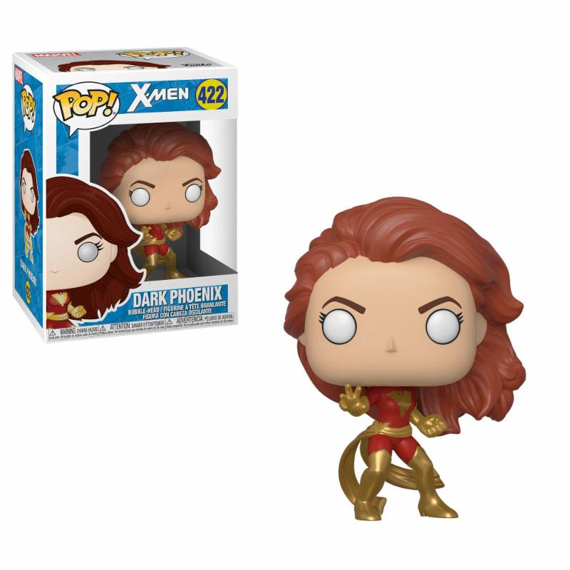 Photo du produit MARVEL FUNKO POP X-MEN DARK PHOENIX