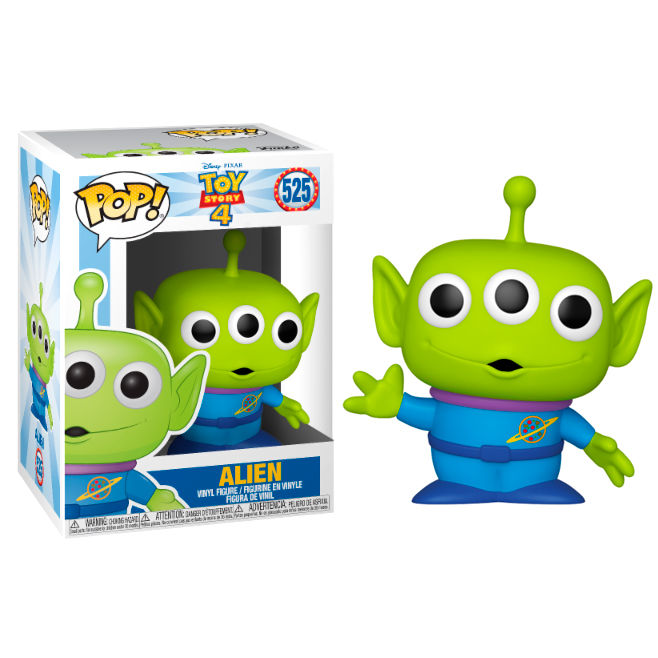 Photo du produit FIGURINE FUNKO POP DISNEY TOY STORY 4 ALIEN