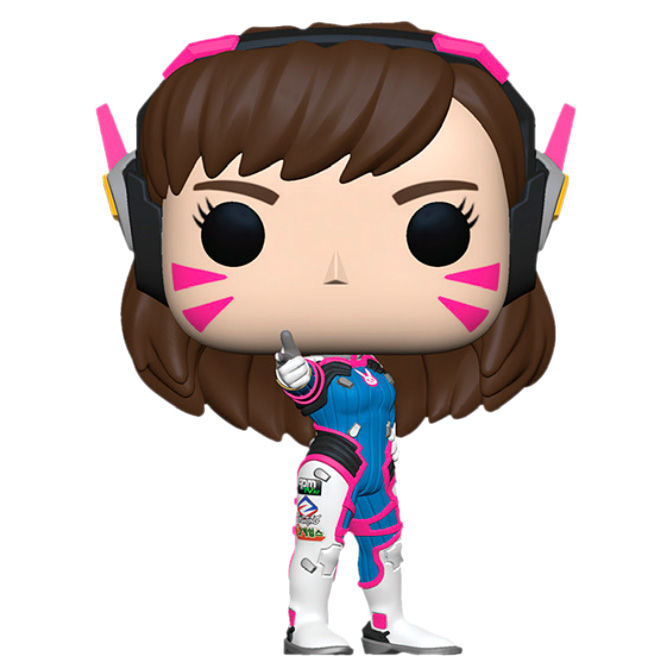 Photo du produit FIGURINE FUNKO POP OVERWATCH D.VA