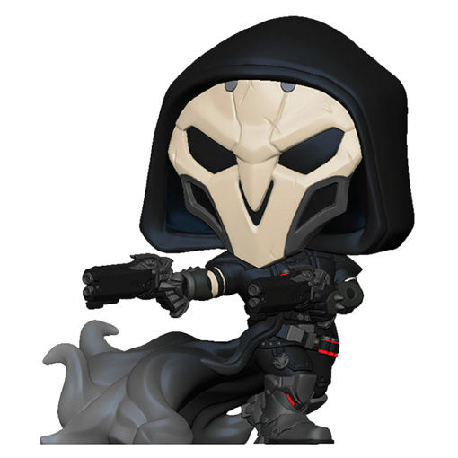 Photo du produit OVERWATCH FIGURINE POP! GAMES VINYL REAPER (WRAITH)