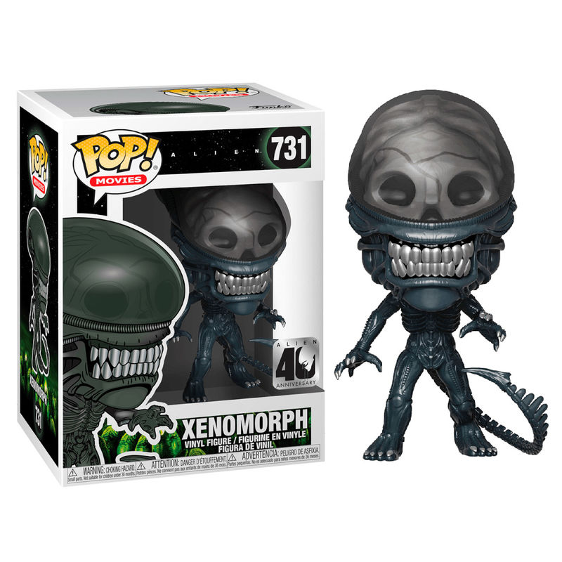 Photo du produit FIGURINE FUNKO POP ALIEN 40TH XENOMORPH