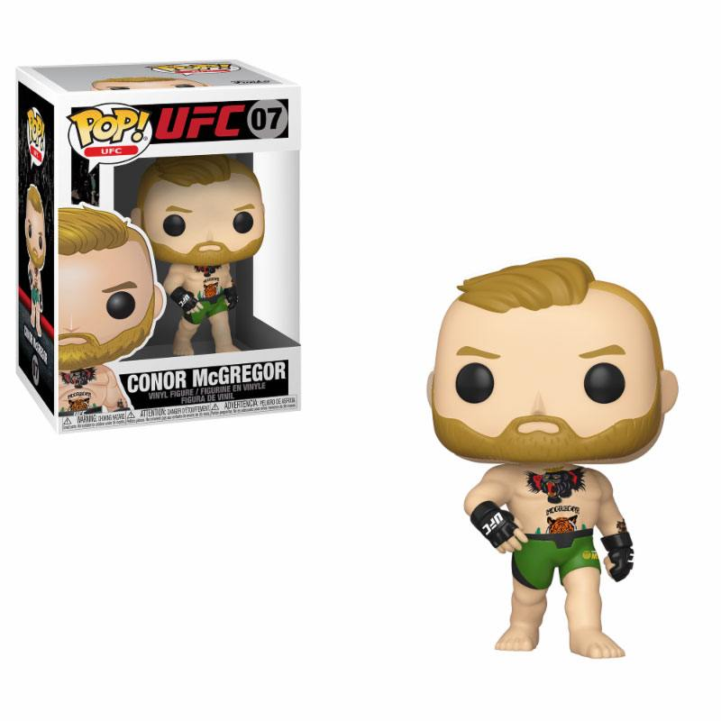 Photo du produit FIGURINE FUNKO POP! UFC CONOR MCGREGOR
