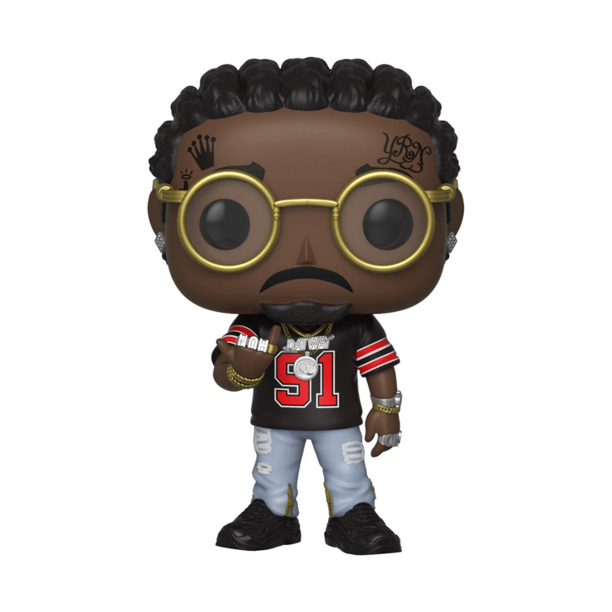 Photo du produit MIGOS POP! ROCKS VINYL FIGURINE QUAVO