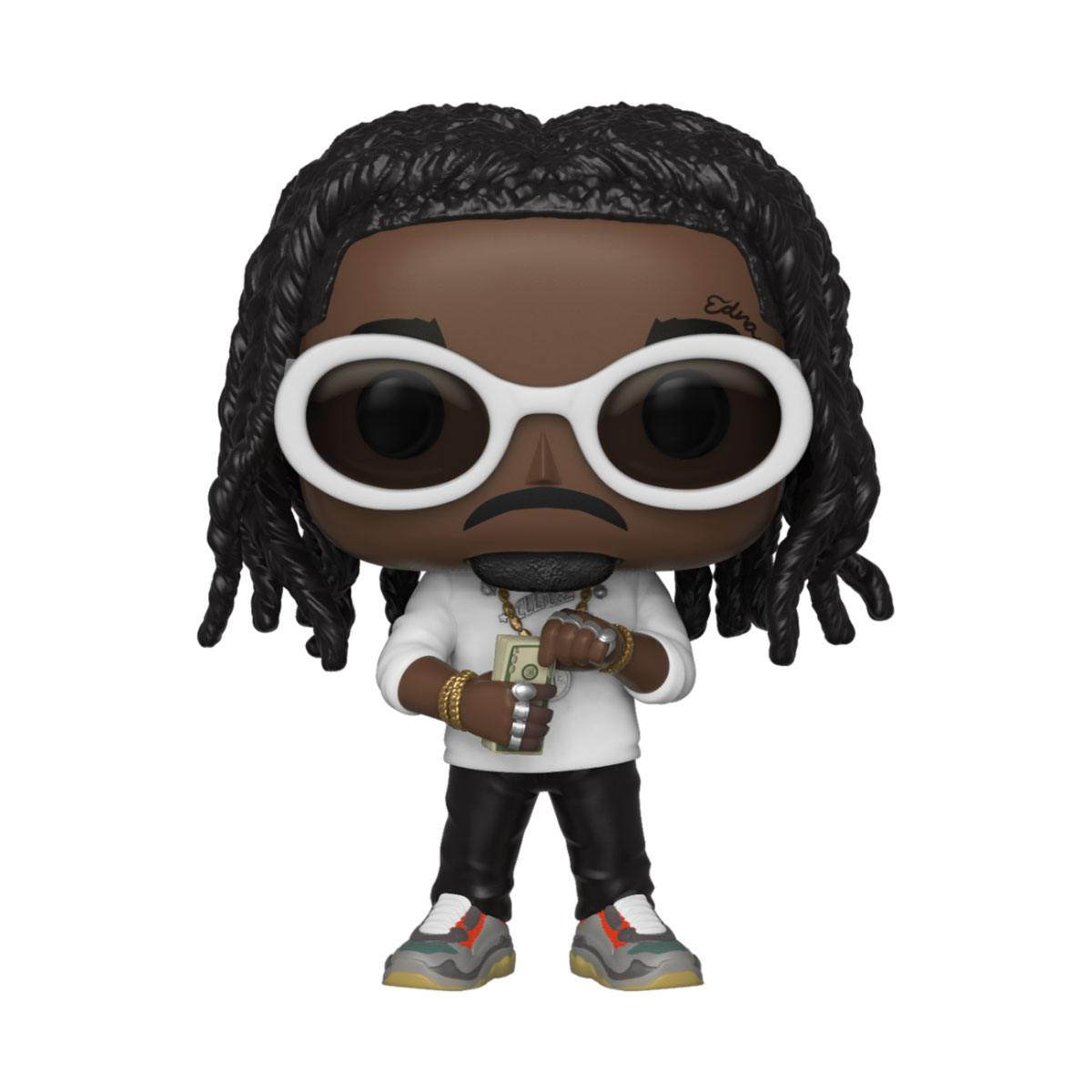 Photo du produit MIGOS POP! ROCKS VINYL FIGURINE TAKEOFF
