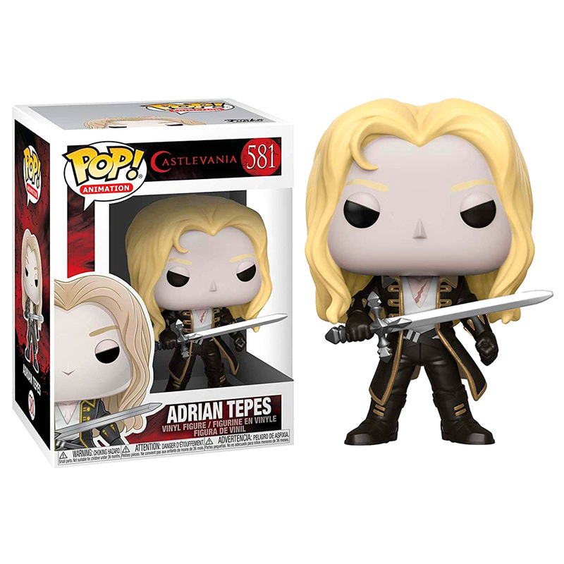 Photo du produit FUNKO POP CASTLEVANIA ADRIAN TEPES