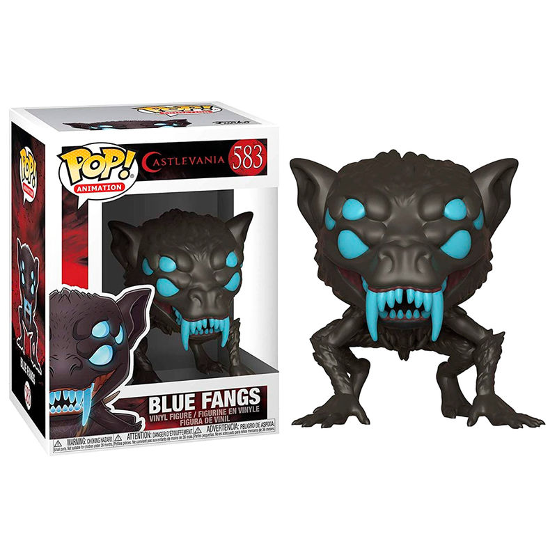 Photo du produit FUNKO POP CASTLEVANIA BLUE FANGS