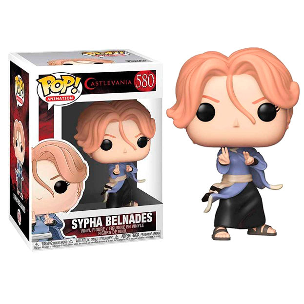 Photo du produit FUNKO POP CASTLEVANIA SYPHA BELNADES