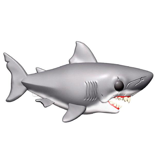Photo du produit LES DENTS DE LA MER OVERSIZED FUNKO POP! JAWS 15 CM