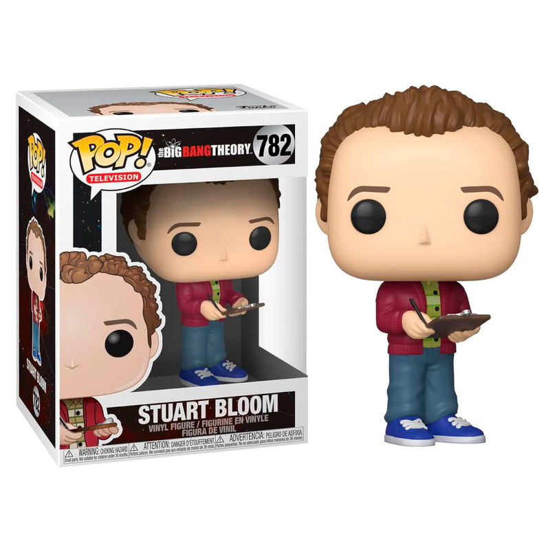 Photo du produit POP! THE BIG BANG THEORY STUART