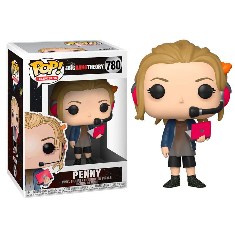 Photo du produit POP! THE BIG BANG THEORY PENNY