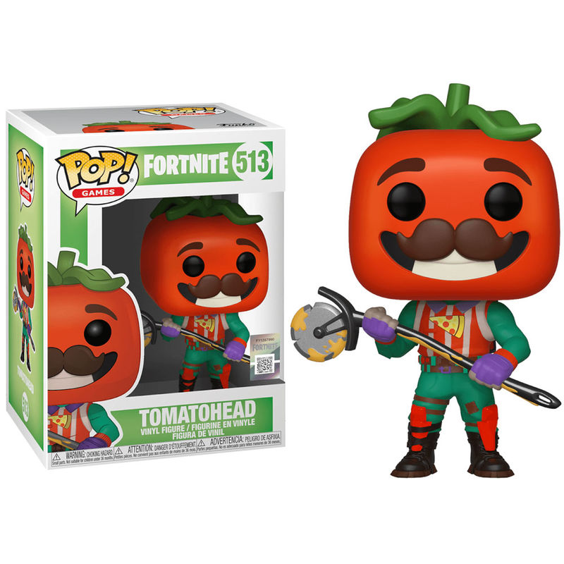 Photo du produit FUNKO POP TOMATOHEAD FORTNITE