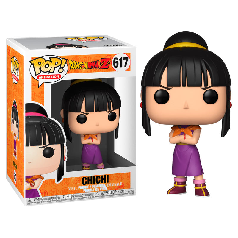 Photo du produit FIGURINE FUNKO POP DRAGONBALL Z CHI CHI