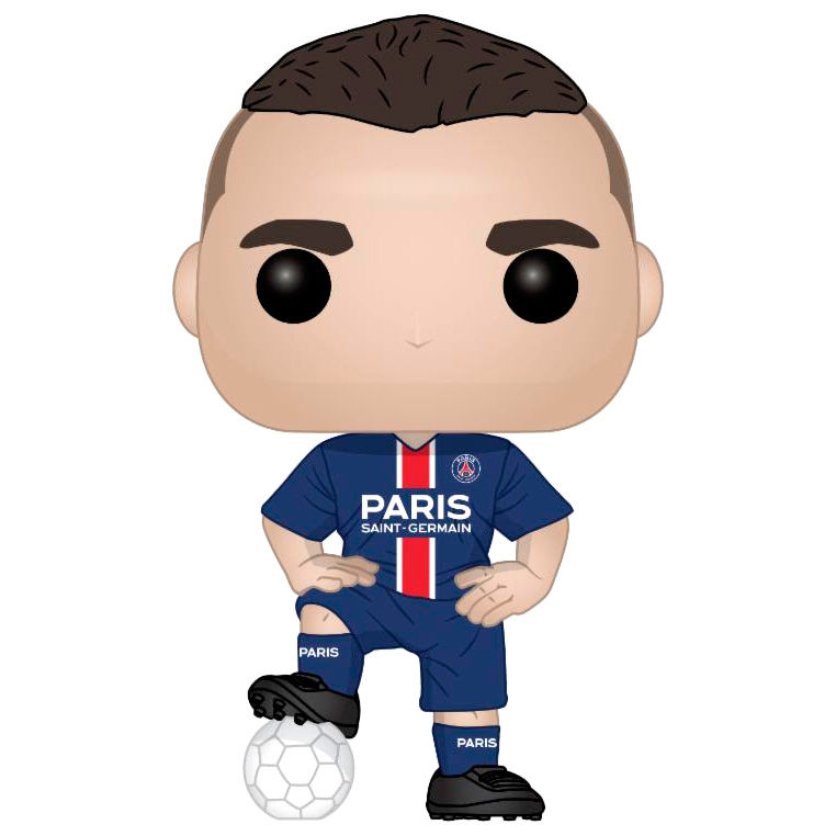 Photo du produit FIGURINE FUNKO POP FOOTBALL MARCO VERATTI (PSG)