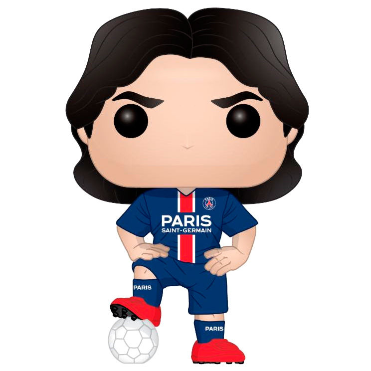Photo du produit FIGURINE FUNKO POP FOOTBALL EDINSON CAVANI (PSG)