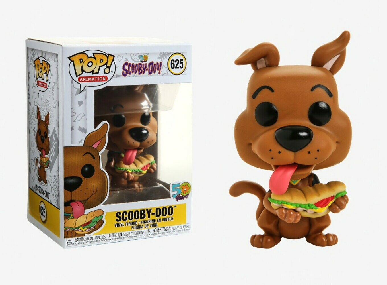 Photo du produit Figurine Funko POP Scooby Doo with Sandwich