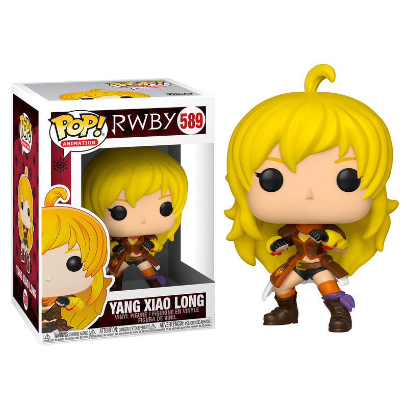 Photo du produit FIGURINE FUNKO POP RWBY YANG XIAO LONG