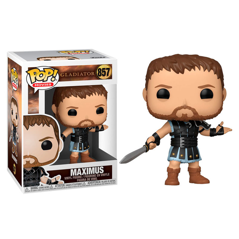 Photo du produit FIGURINE FUNKO POP! GLADIATOR MAXIMUS