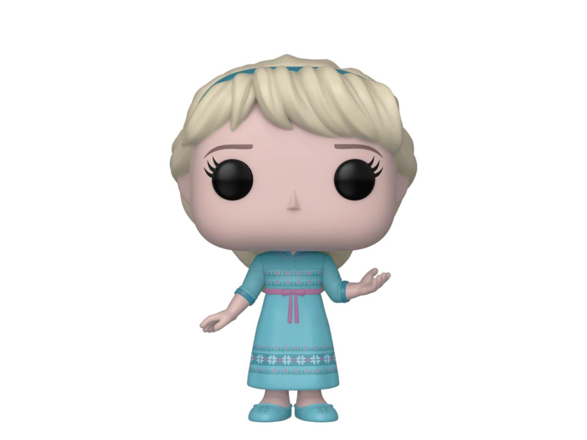 Photo du produit FIGURINE FUNKO POP DISNEY FROZEN 2 YOUNG ELSA