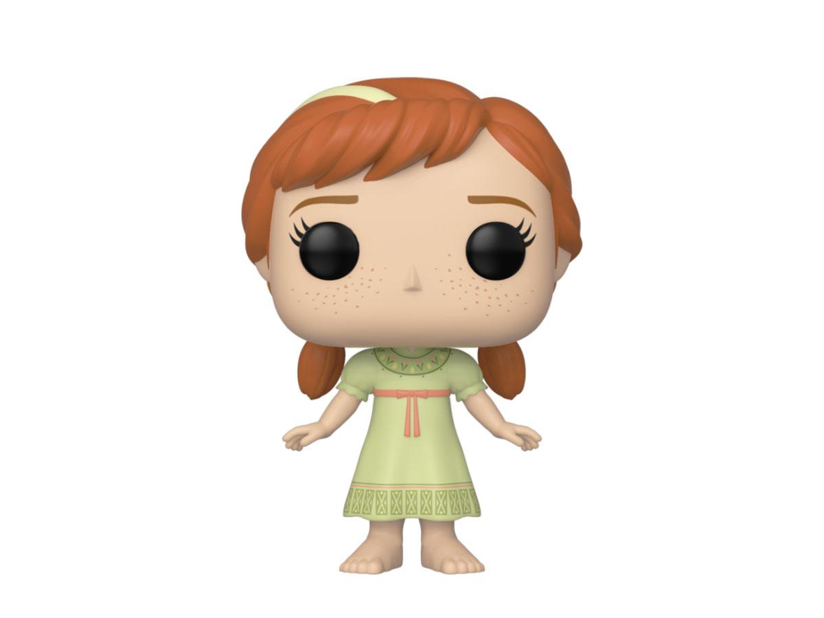 Photo du produit FIGURINE FUNKO POP DISNEY FROZEN 2 YOUNG ANNA
