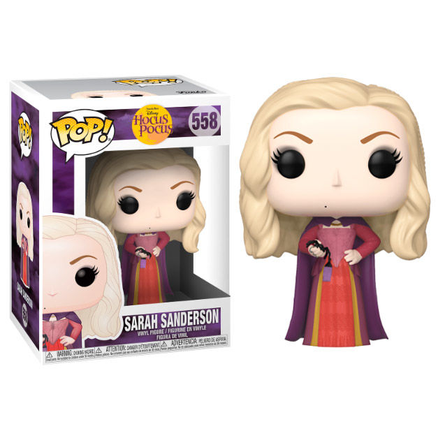 Photo du produit DISNEY FUNKO POP HOCUS POCUS SARAH