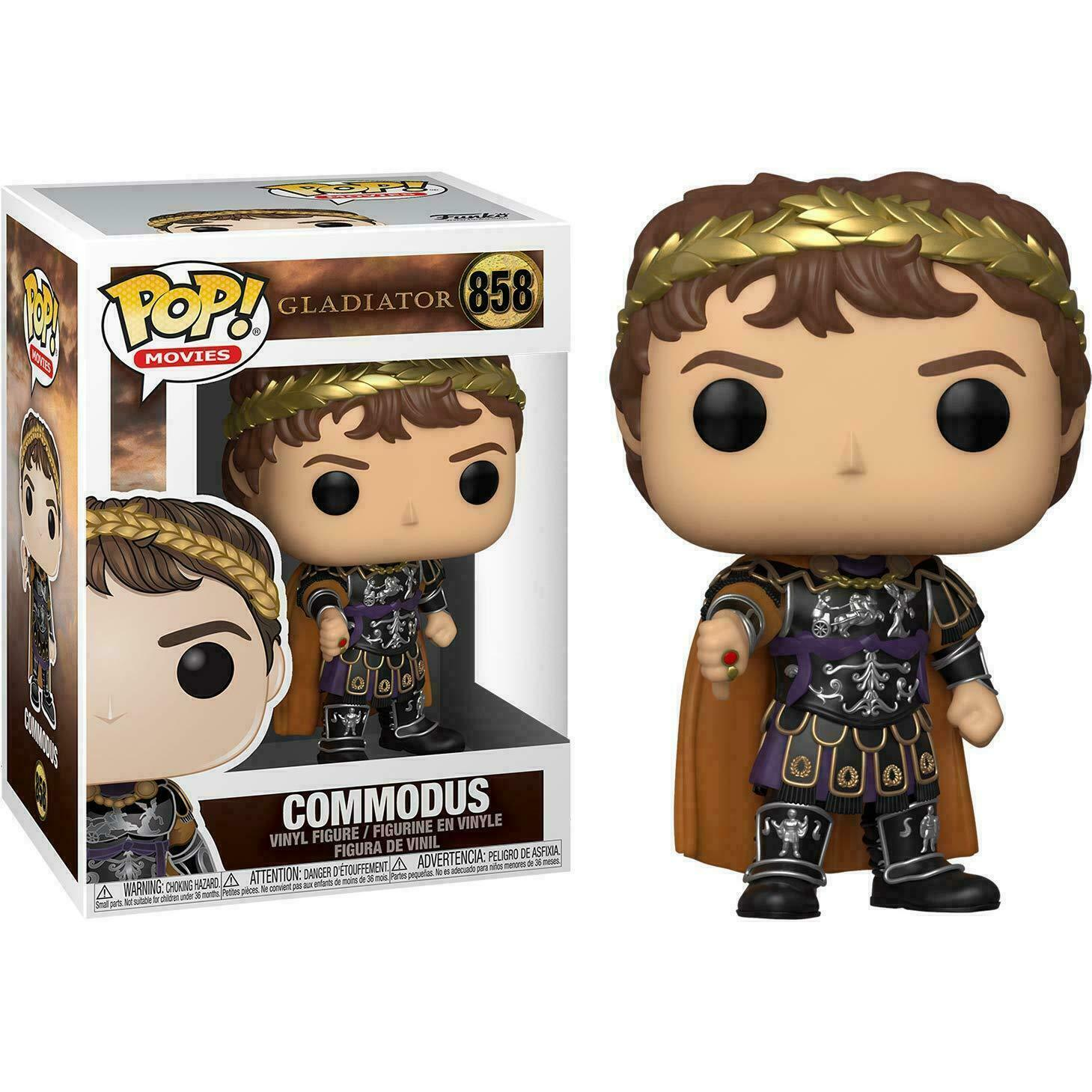 Photo du produit FIGURINE FUNKO POP! GLADIATOR COMMODUS