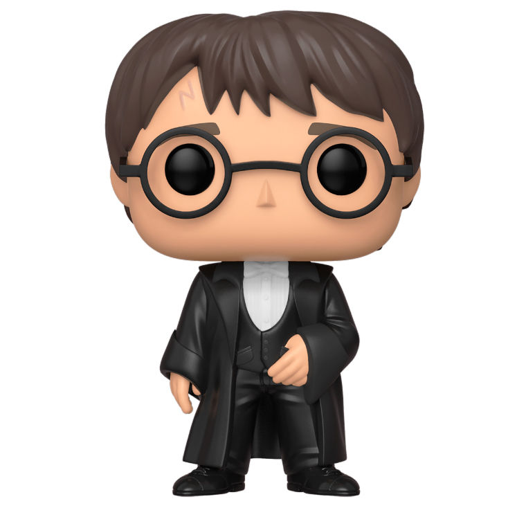 Photo du produit HARRY POTTER FUNKO POP! HARRY POTTER (YULE)