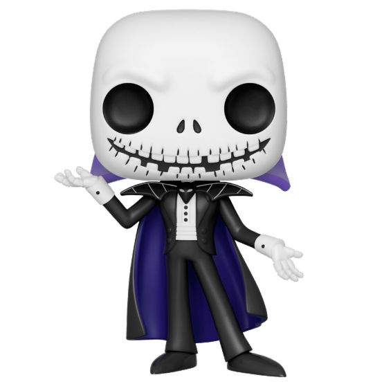 Photo du produit L´ÉTRANGE NOËL DE MR. JACK FIGURINE FUNKO POP! VAMPIRE JACK