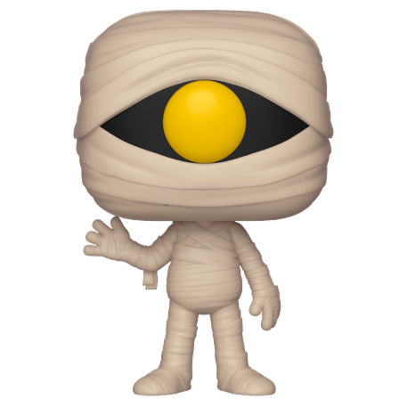 Photo du produit L´ÉTRANGE NOËL DE MR. JACK FIGURINE FUNKO POP! MUMMY BOY