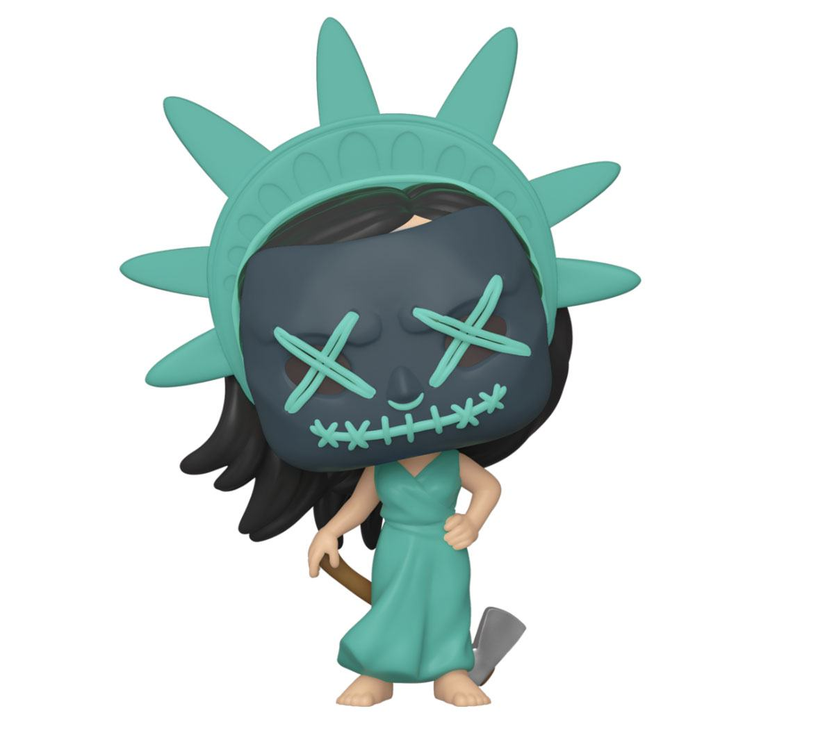 Photo du produit AMERICAN NIGHTMARE POP! MOVIES VINYL FIGURINE LADY LIBERTY (ELECTION YEAR)